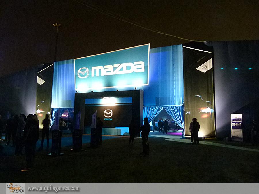 AlquilaGames - Simuladores Autos Pro - Mazda 3