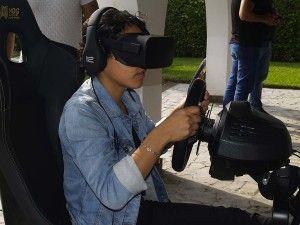 Simuladores de Autos y videojuegos para fiestas y eventos empresariales