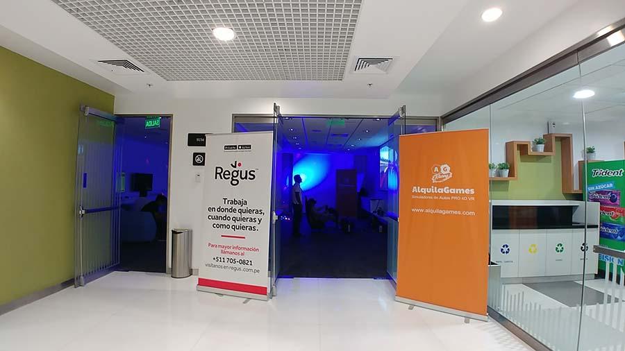 Evento de integracion empresarial con videojuegos en tu oficina