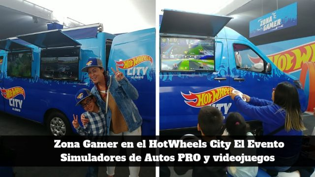 Zona Gamer - HotWheels City Perú